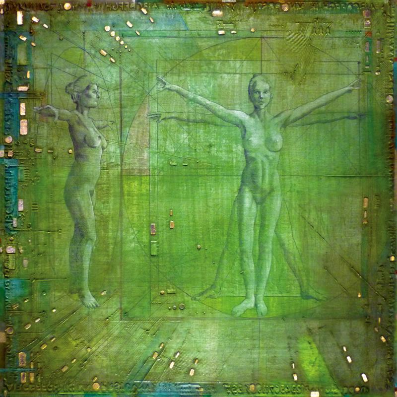 Human Higgs-Boson Tempel